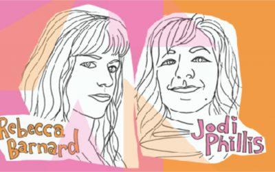 Rebecca Barnard & Jodi Phillis, East Coast Shows